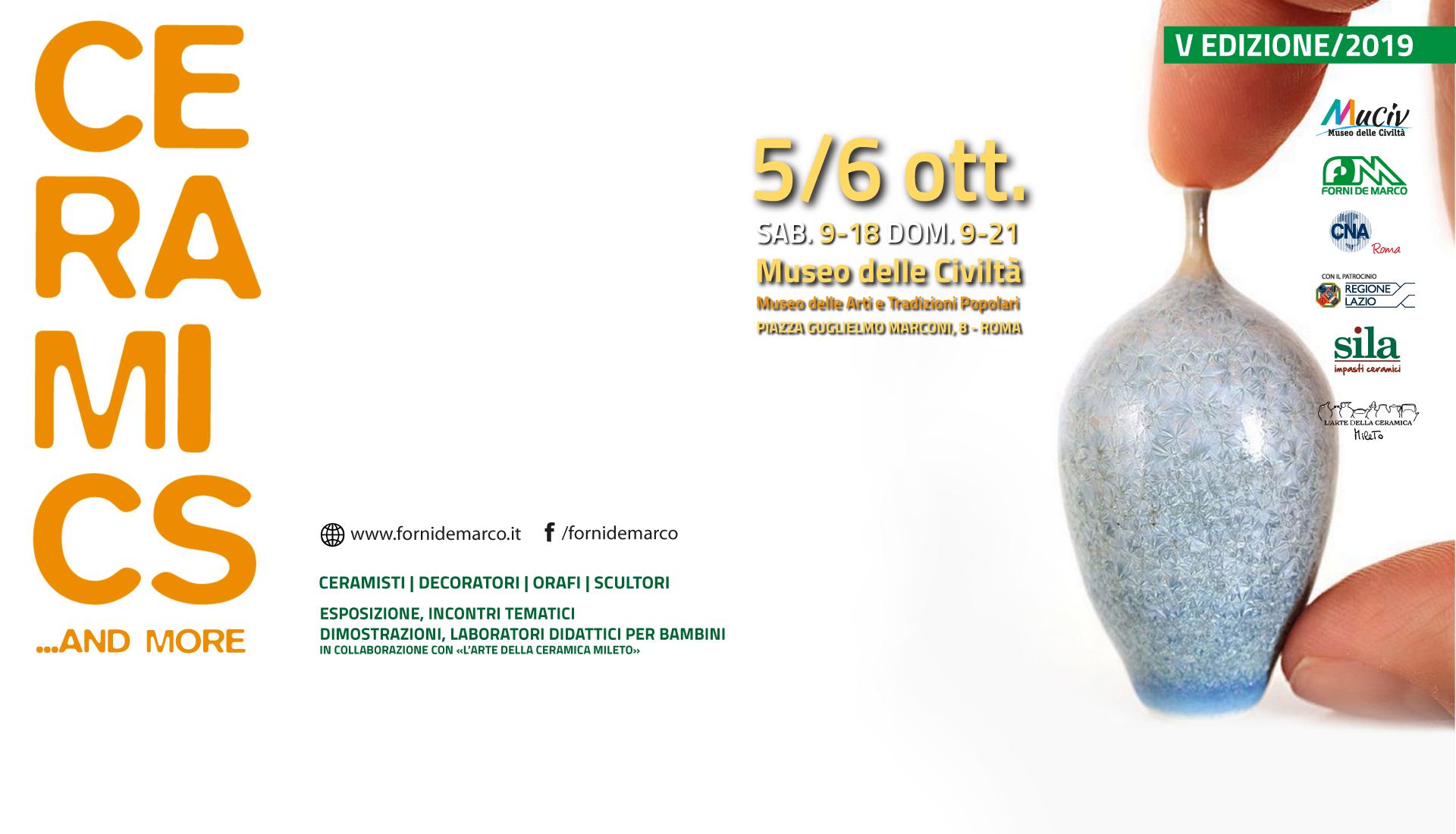 De Marco Ceramica Roma.Forni Per Ceramica Attrezzature E Materiali Per L Arte
